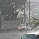 2011/08/20の大雨