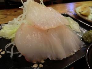鱈の昆布締め