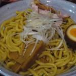 つけ麺の太麺