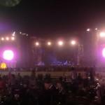 夜のサンステージ