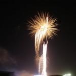 今年の花火