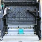 LBP740の内部