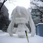 2010年の雪ミク