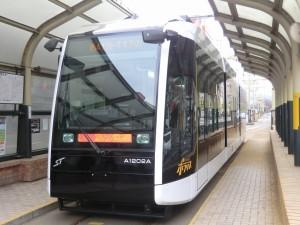 2014年4月30日から導入されたA1202号車。