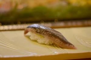 秋刀魚(ワサビ)