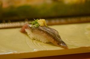 秋刀魚(生姜)